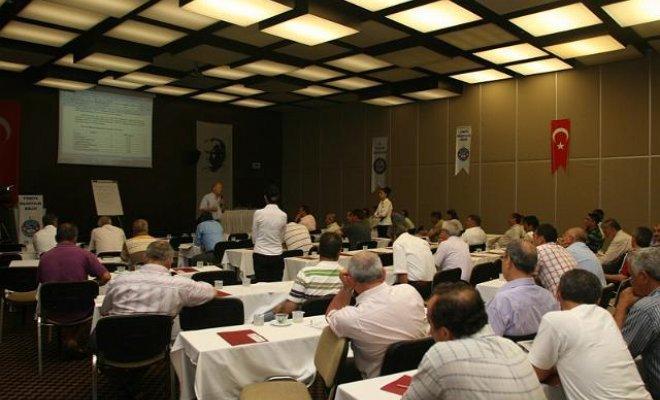 Türkiye Belediyeler Birliği Kervansaray Oteli Eğitim Resimleri