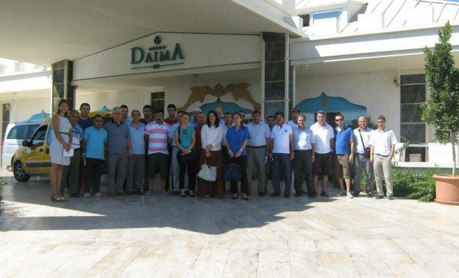 Eylül 2012 Tarihli Antalya Kemer Kirişte Daima Biz Hoteldeki Eğit