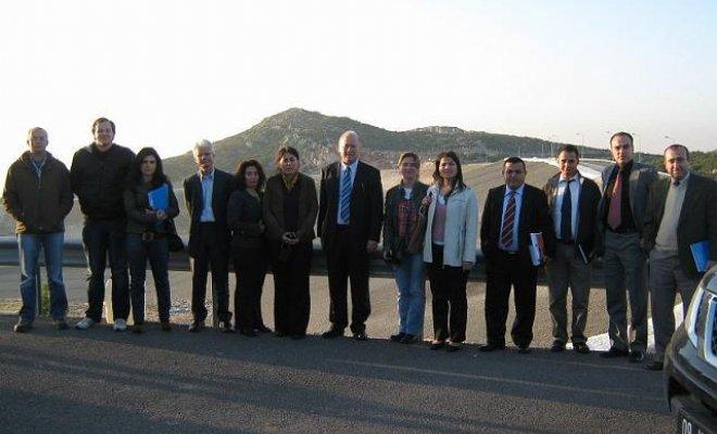 Kuş-Atak Belediyeler Birliği Kasım 2010 Eğitim Resimleri