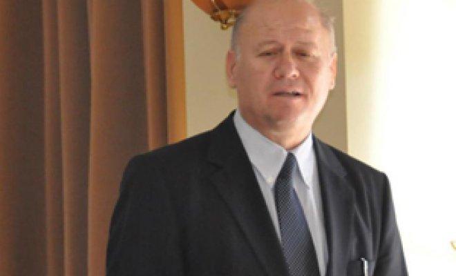 S.Bahadır KADRON - ( Genel Sekreter Yardımcısı)