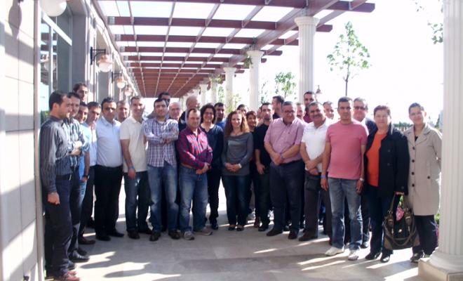 Kasım 2013 Eğitimi - Antalya