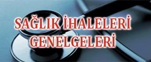 Sağlık İhaleleri Genelgeleri