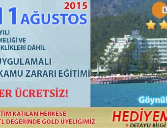 07-11 AĞUSTOS 2015 Seminer