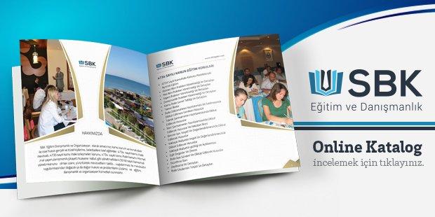 SBK Eğitim Dijital Katalog