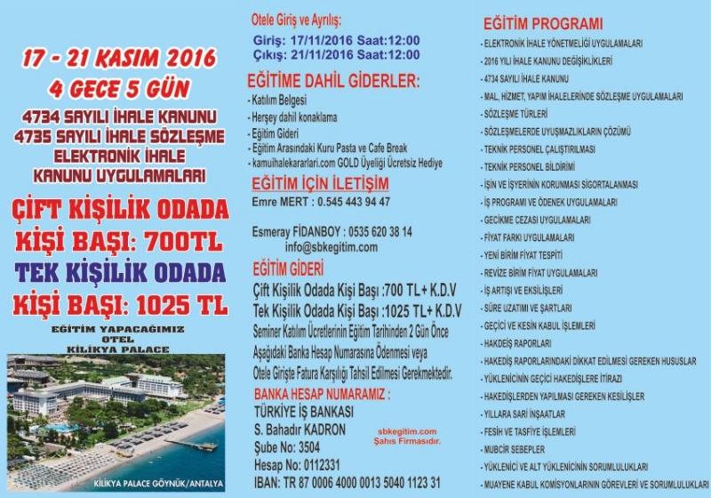 17.21 kasım 2016 semineri